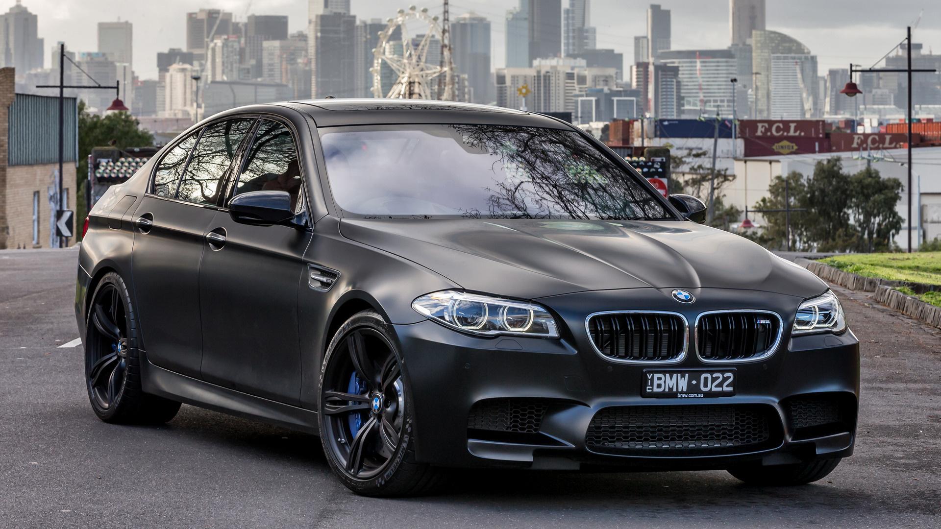 2015 BMW M5 Nighthawk HD Wallpaper   Background Image ...