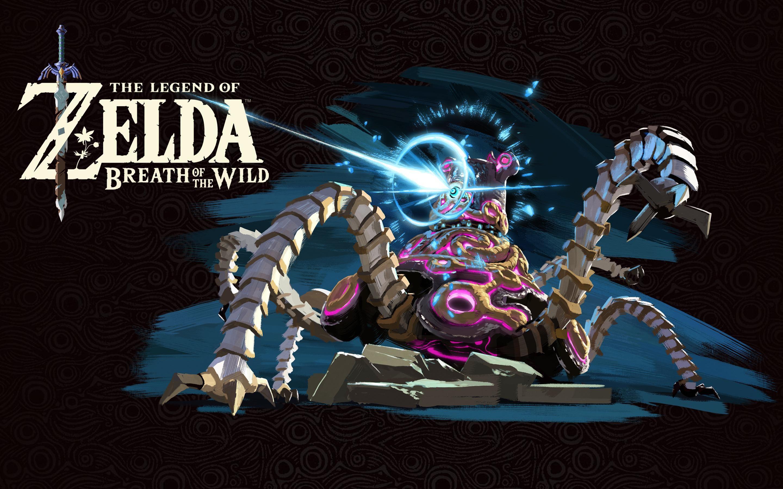 Zelda Wallpaper Breath Of The Wild