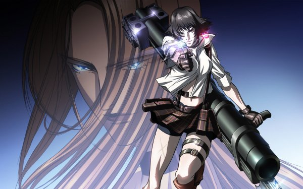 Anime Devil May Cry HD Wallpaper | Background Image