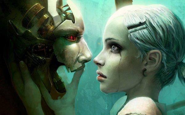Women Artistic Cyborg HD Wallpaper | Background Image