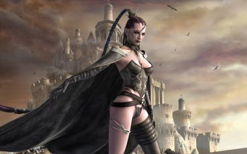 Fantasy - Women Warrior Wallpapers and Backgrounds ID : 88503