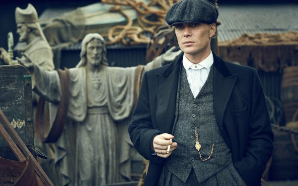 TV Show Peaky Blinders Cillian Murphy Thomas Shelby HD Wallpaper | Background Image