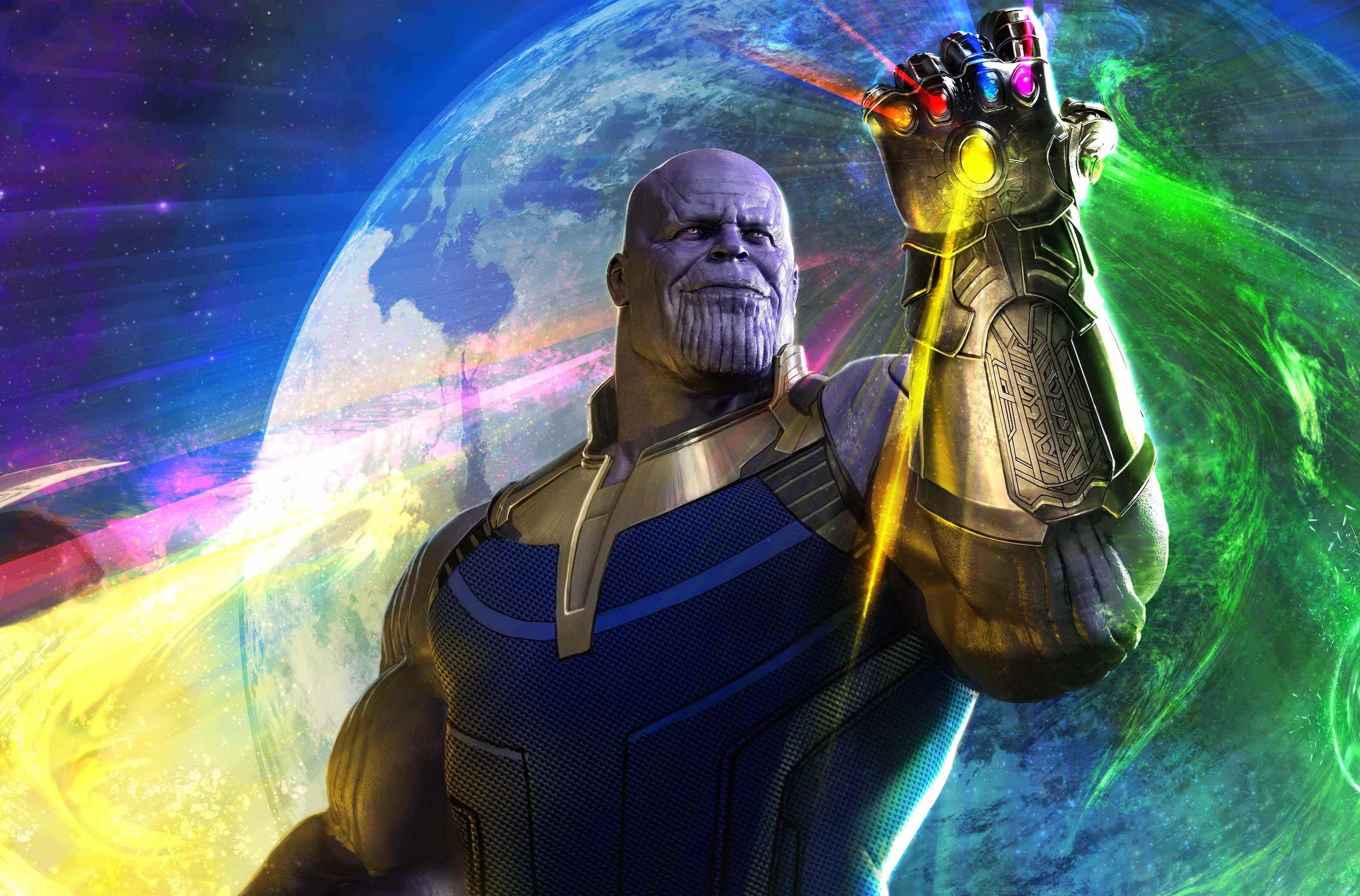 116 thanos hd wallpapers | background images - wallpaper abyss