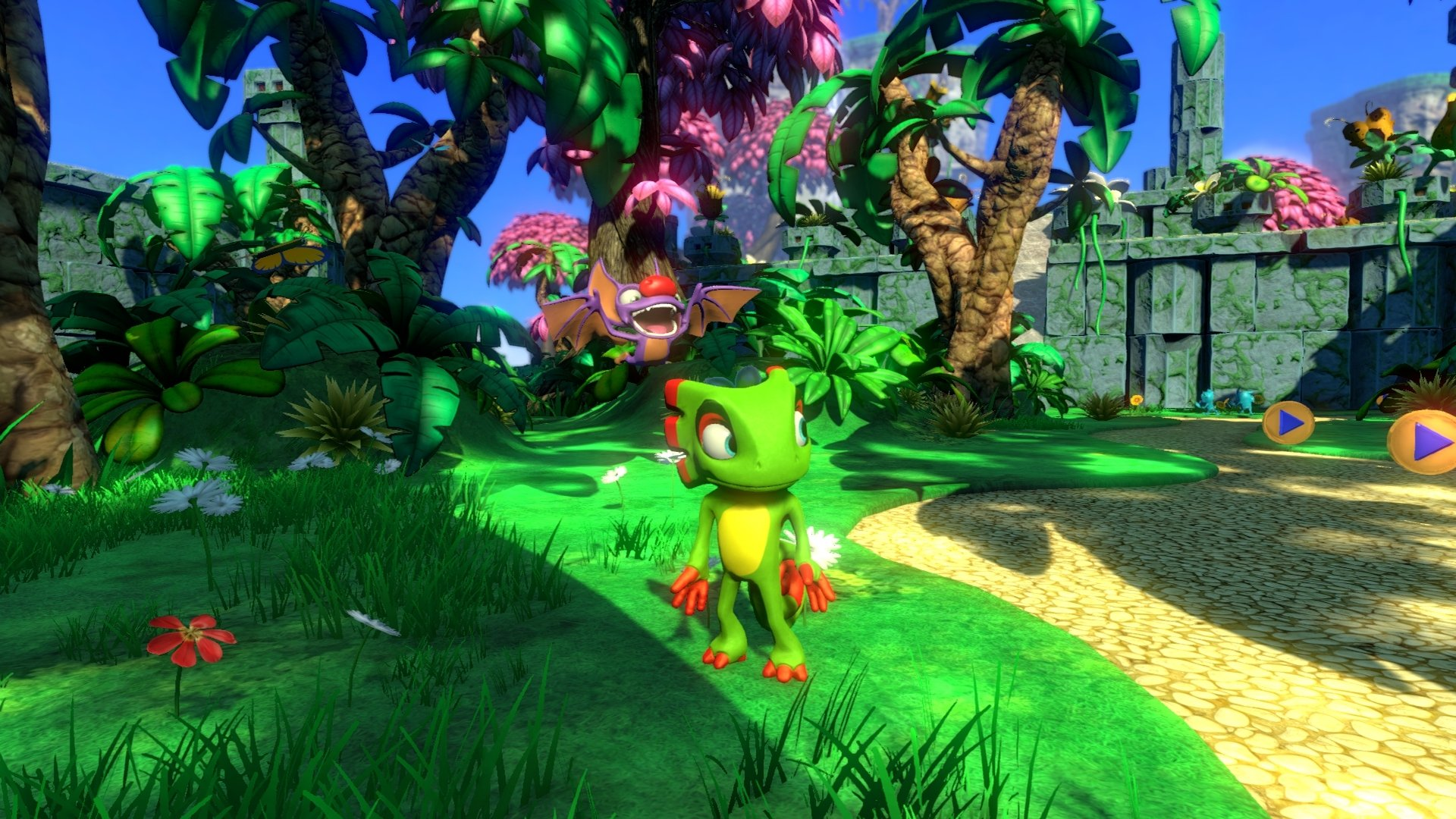 Video Game - Yooka-Laylee  Wallpaper