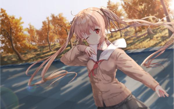 Anime Kantai Collection Murasame HD Wallpaper | Background Image