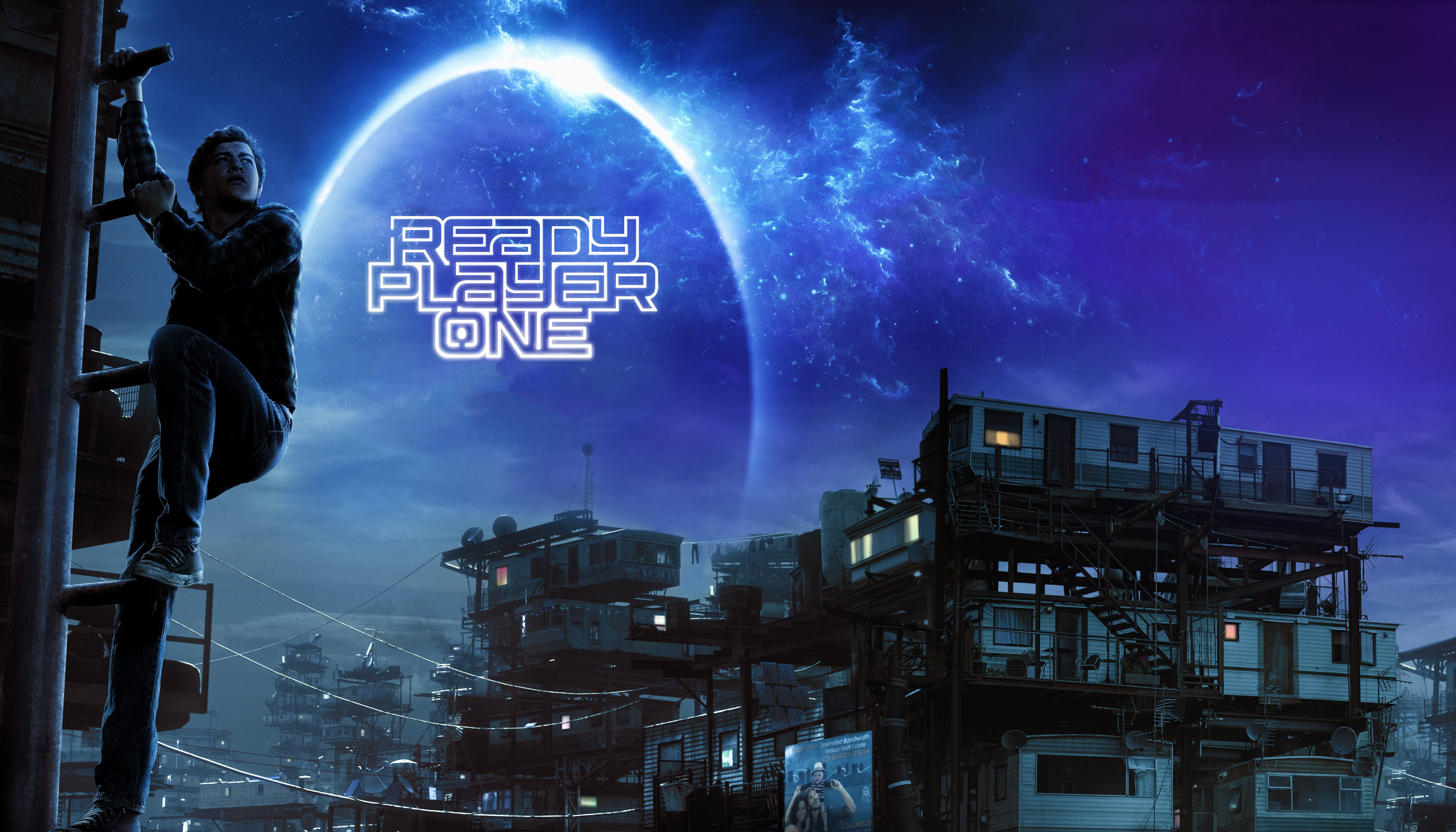 41 Ready Player One Hd Wallpapers Background Images Wallpaper