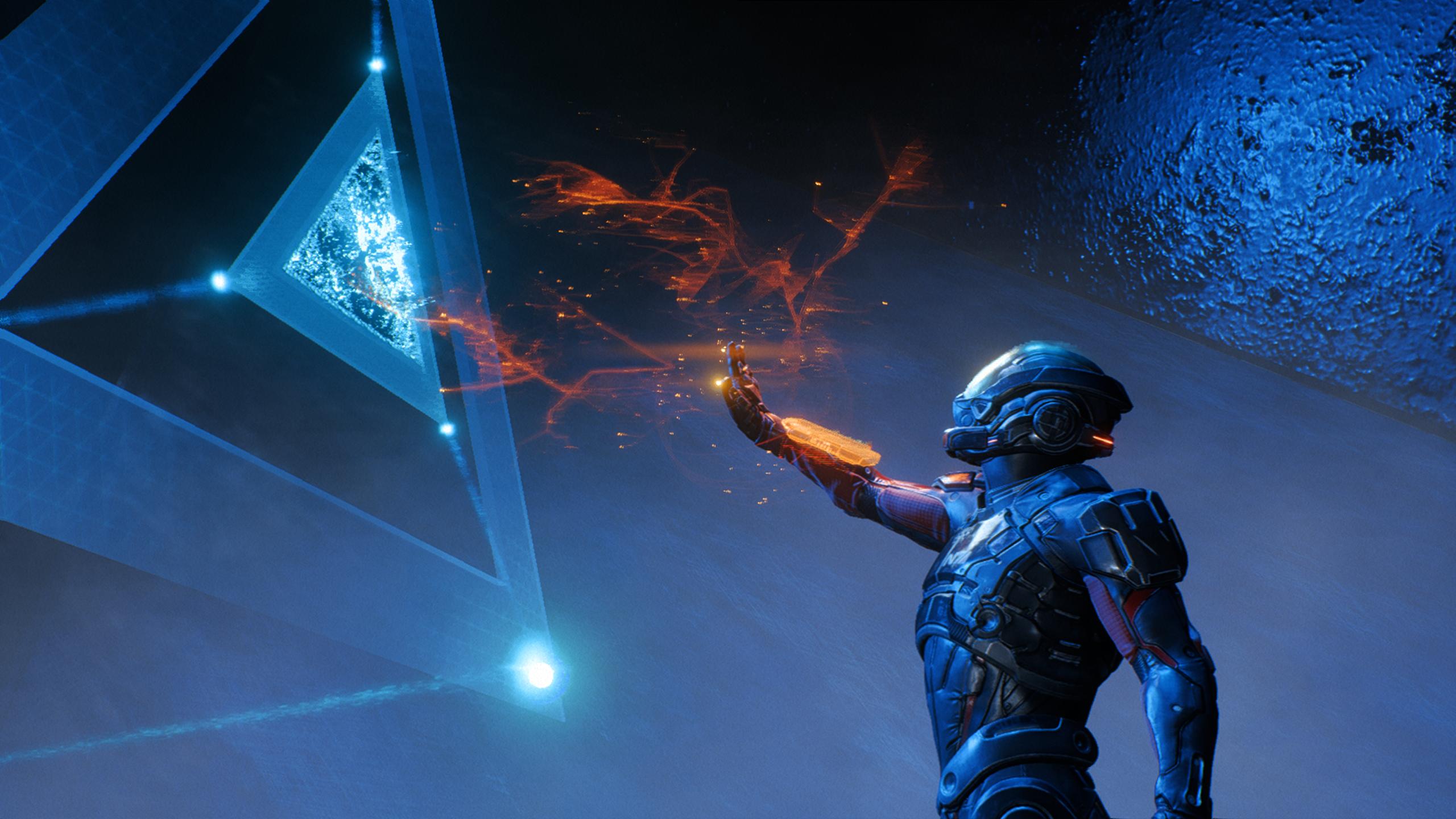 Mass Effect Andromeda Wallpapers: Mass Effect: Andromeda HD Wallpaper