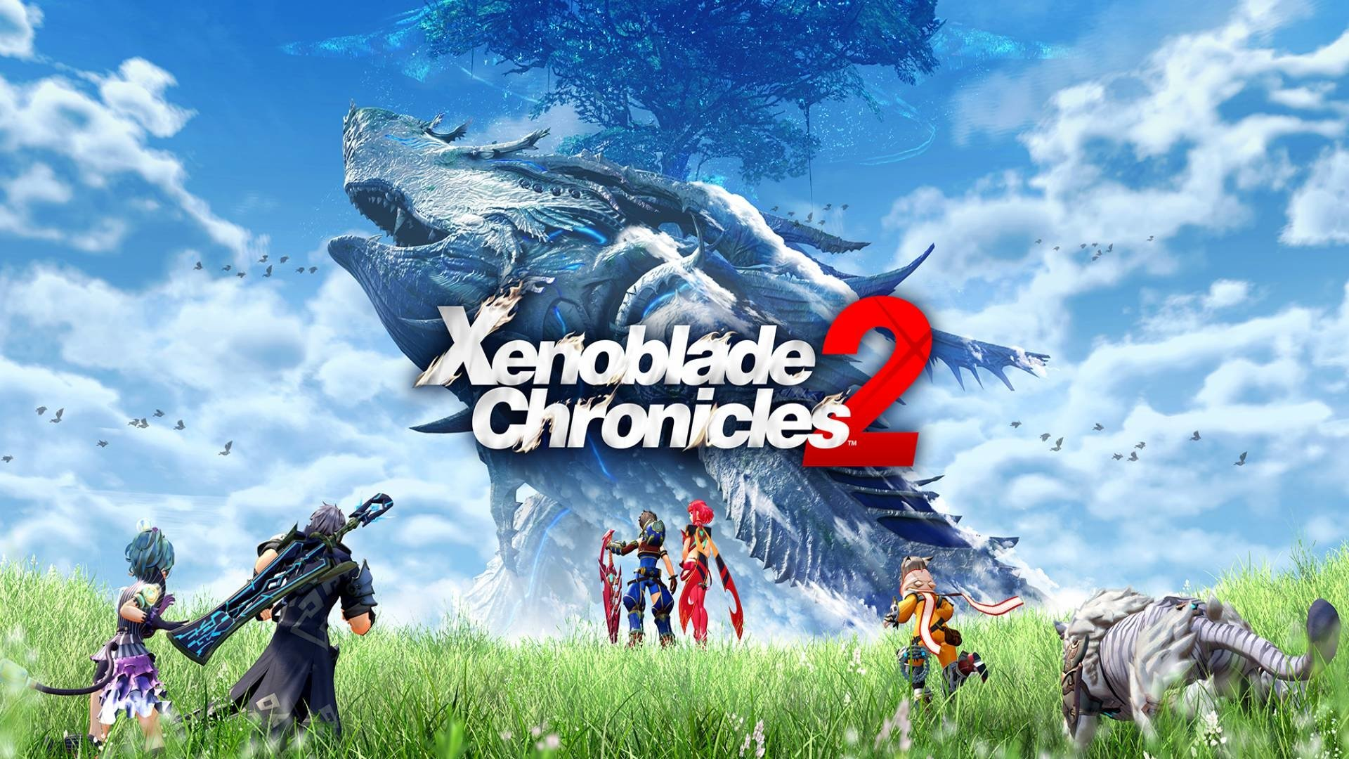 Xenoblade Chronicles 2 Hd Wallpaper Background Image 1920x1080 Id 889181 Wallpaper Abyss