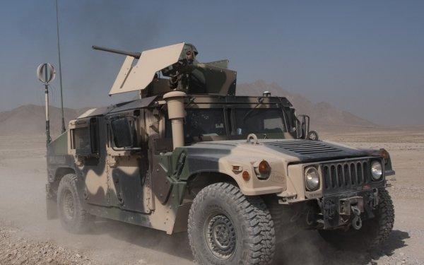 Military Humvee Military Vehicles Vehicle Desert Machine Gun Soldier HD Wallpaper   Background Image