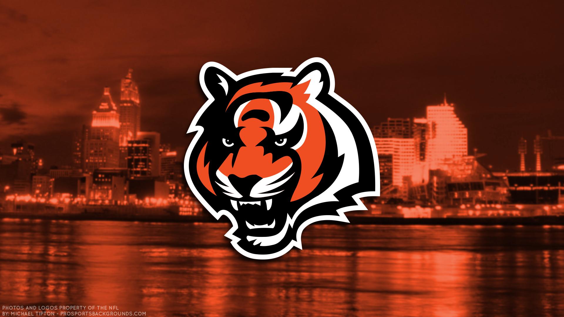 Cincinnati Bengals Papel de Parede HD