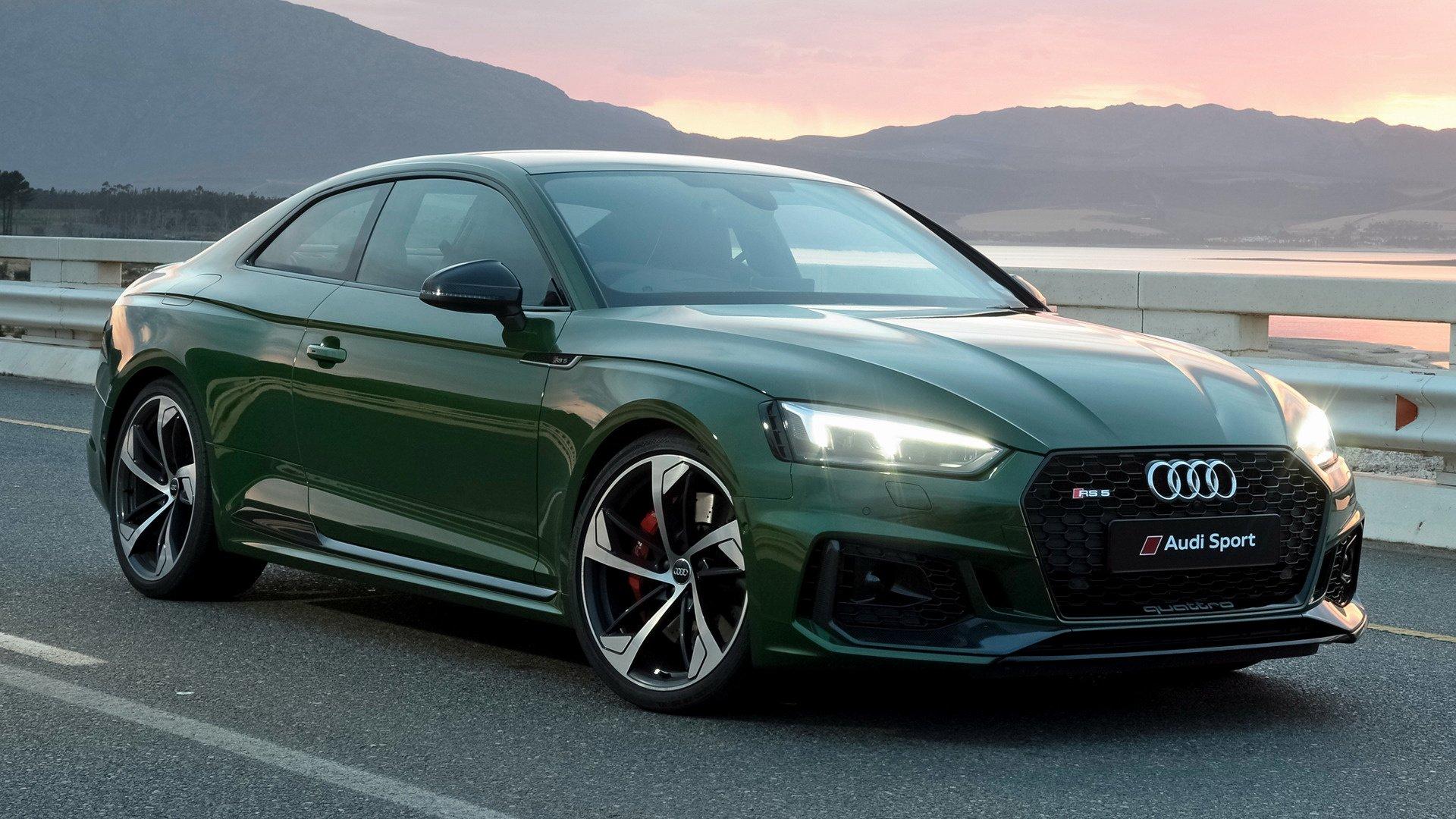 2017 Audi Rs5 Fondo De Pantalla Hd Fondo De Escritorio