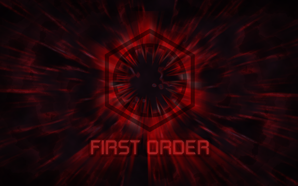 Sci Fi Star Wars Star Wars Episode VII: The Force Awakens First Order Black Red HD Wallpaper | Background Image