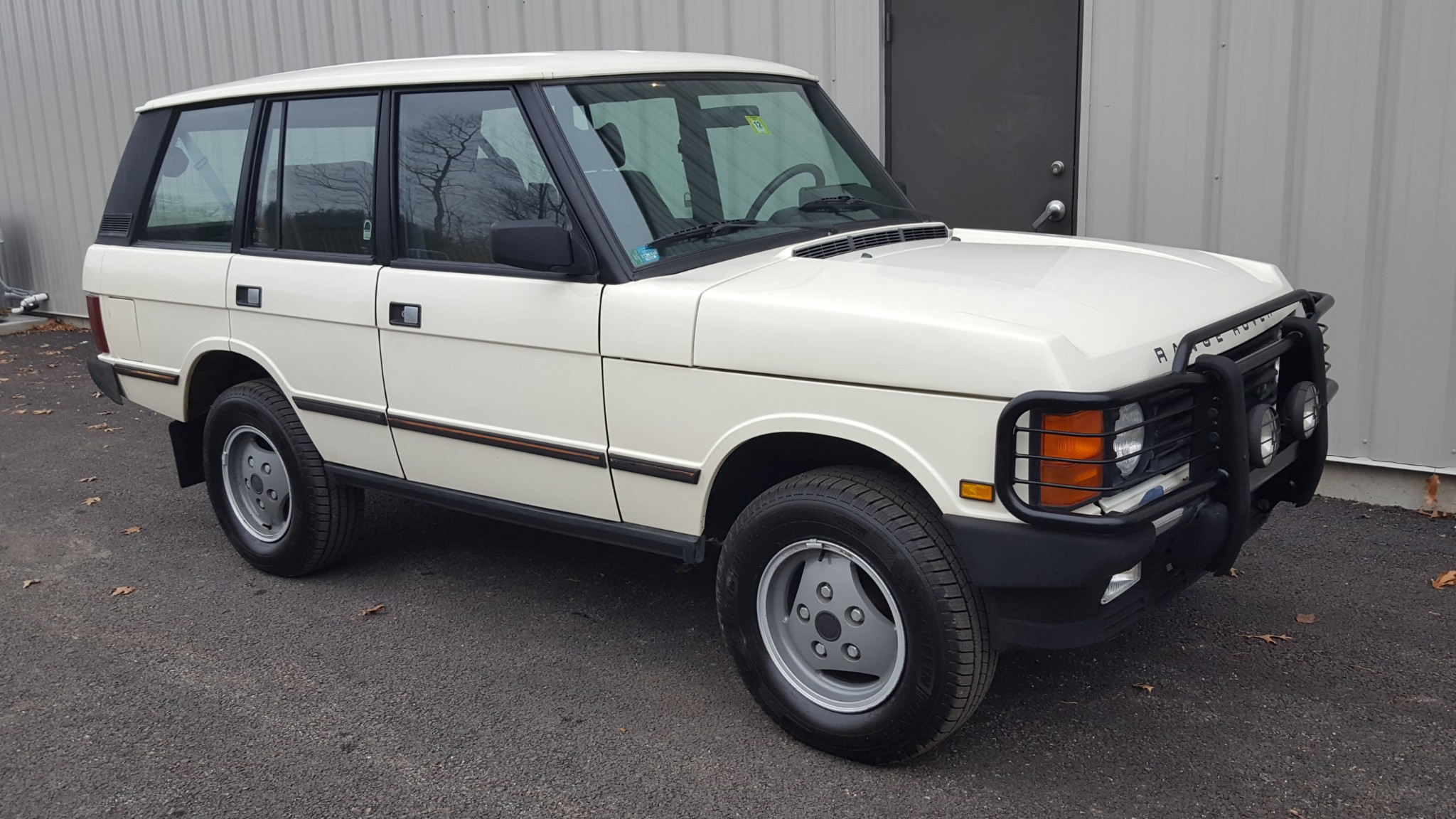 15 Range Rover Classic HD Wallpapers | Background Images
