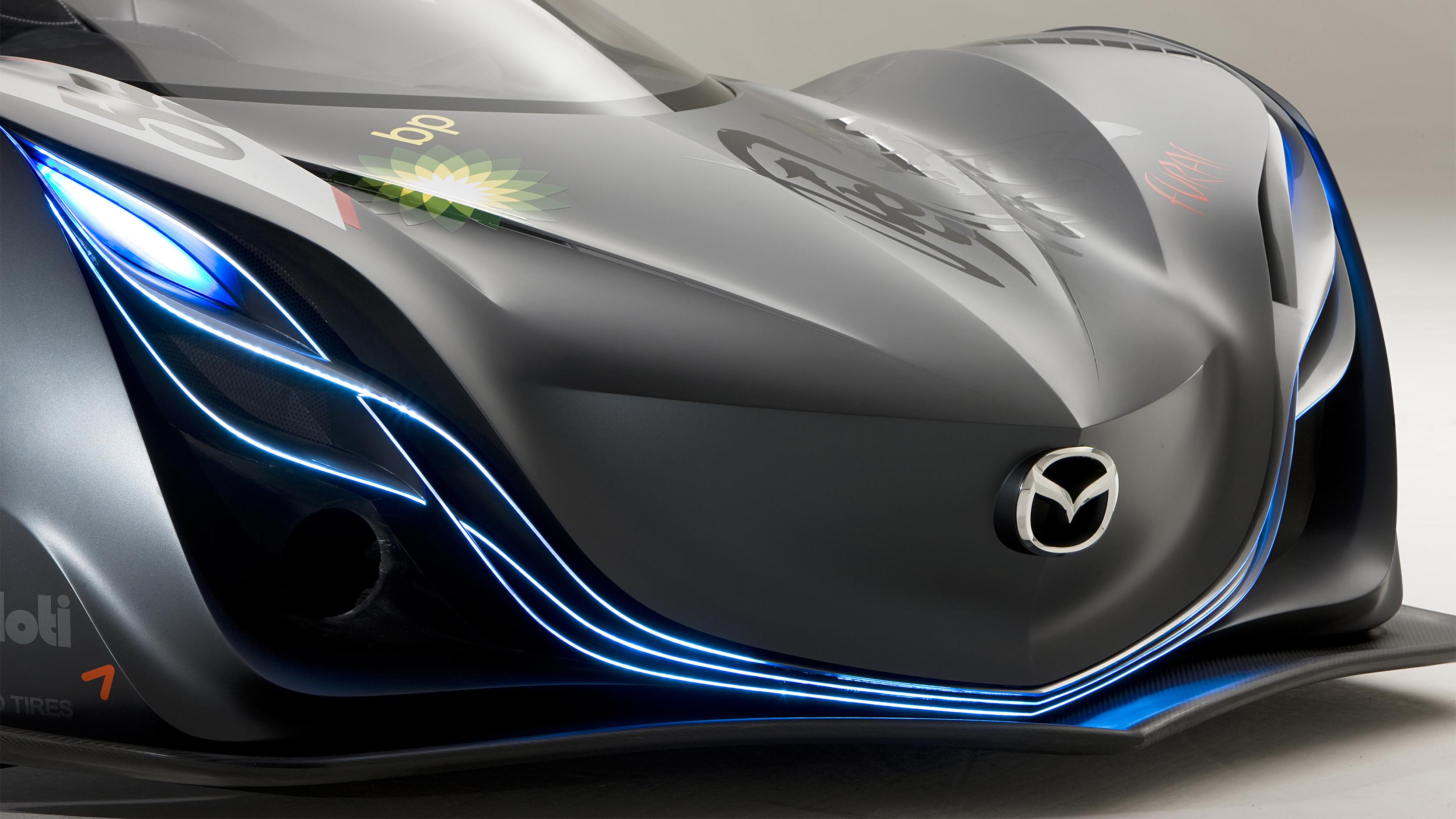Mazda Furai Vehículos Supercars Hd Fondos De Pantalla