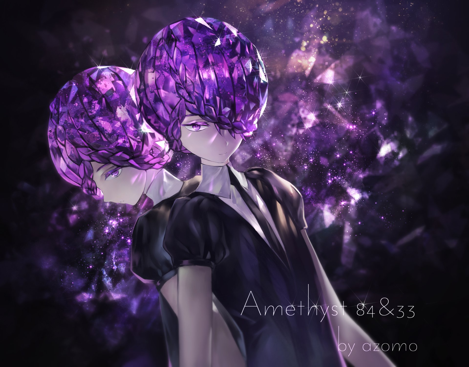 9 Amethyst Houseki No Kuni Hd Wallpapers Background Images
