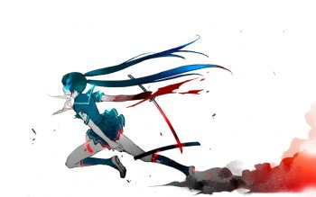 Anime - Black Rock Shooter Wallpapers and Backgrounds ID : 89381