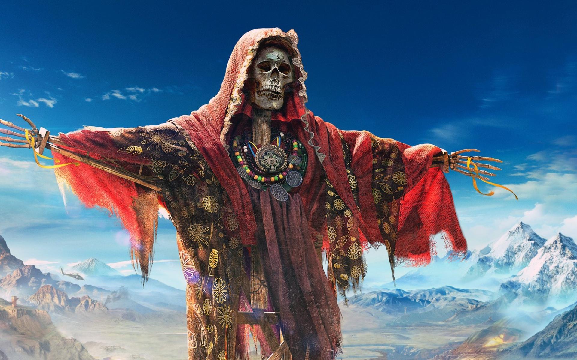 Tom Clancy's Ghost Recon Wildlands HD Wallpaper ...