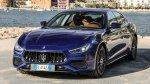 Preview Maserati Ghibli GranSport