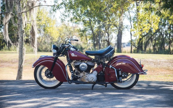 Vehicles Indian Chief Indian Motorcycle HD Wallpaper | Background Image