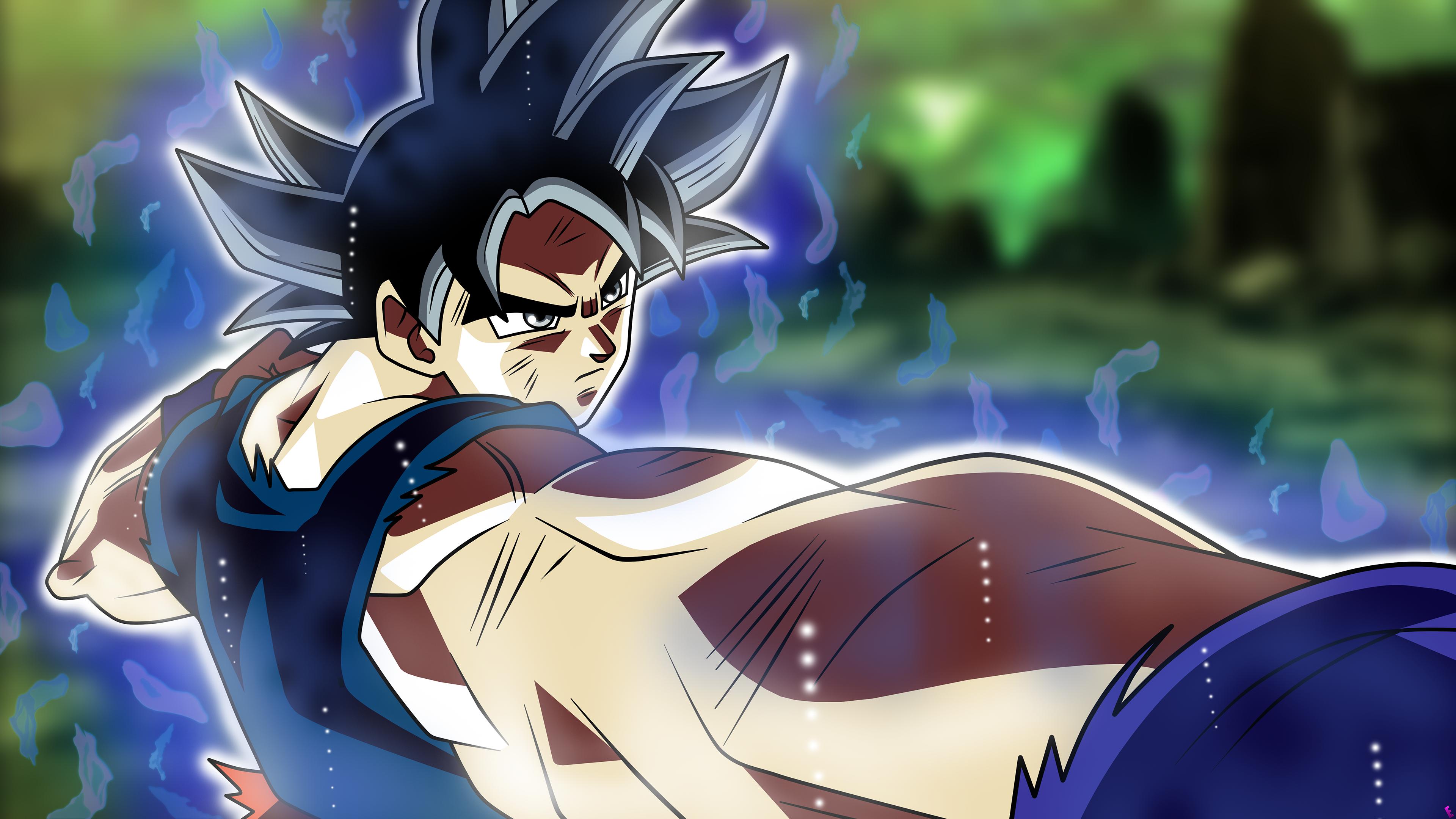 Goku Migatte No Gokui 4k Ultra Fond Décran Hd Arrière Plan