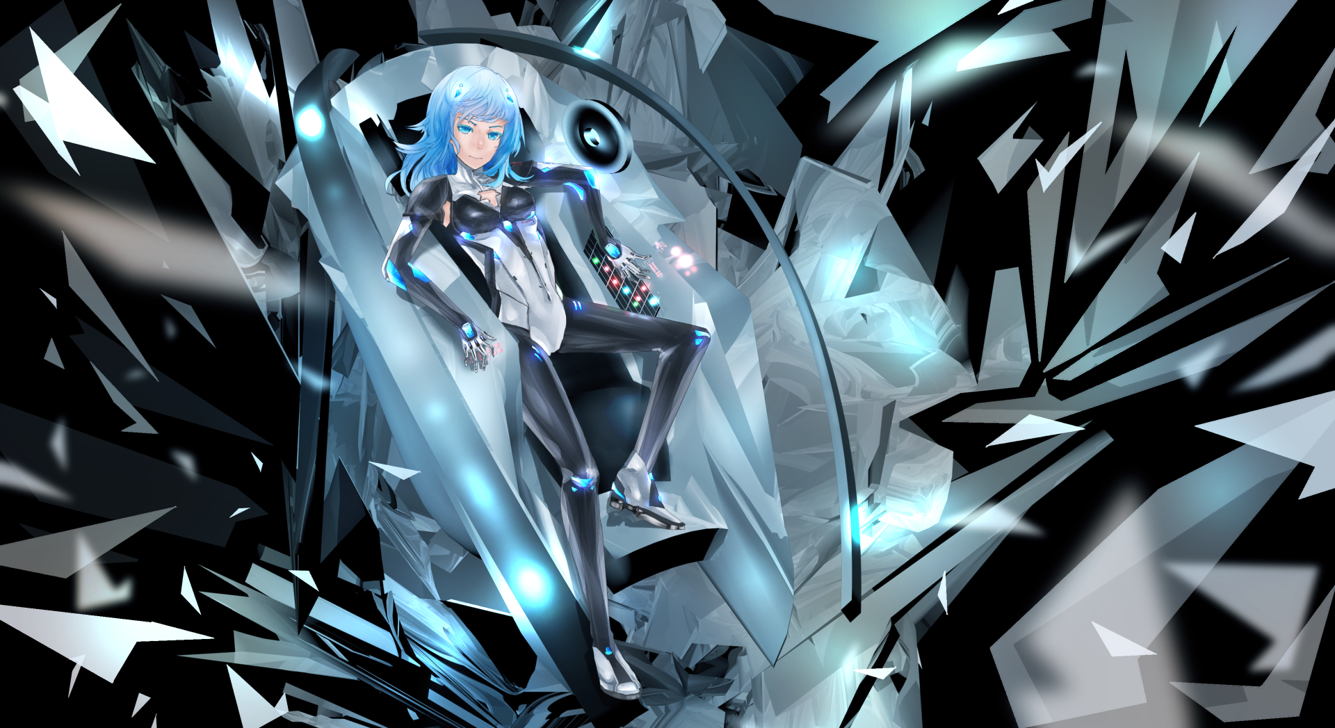 Anime - Beatless  Lacia (Beatless) Anime Fond d'écran