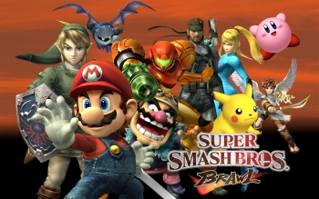 Video Game - Super Smash Bros. Wallpapers and Backgrounds ID : 9003