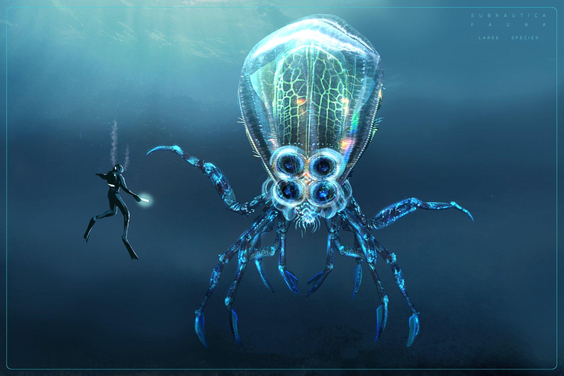 Video Game - Subnautica  Wallpaper