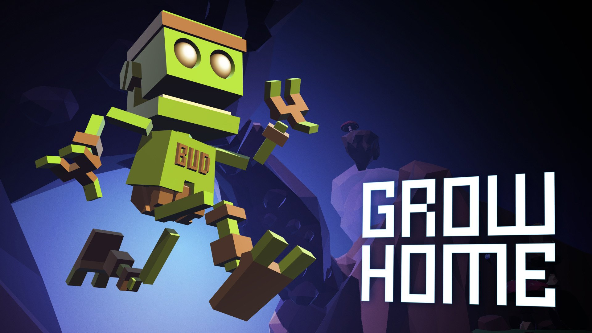 Video Game - Grow Home  Wallpaper