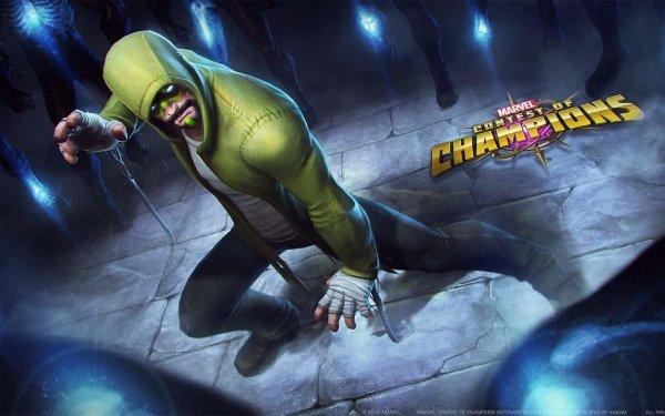 Jeux Vidéo MARVEL Contest of Champions Karnak Inhumans Fond d'écran HD | Image