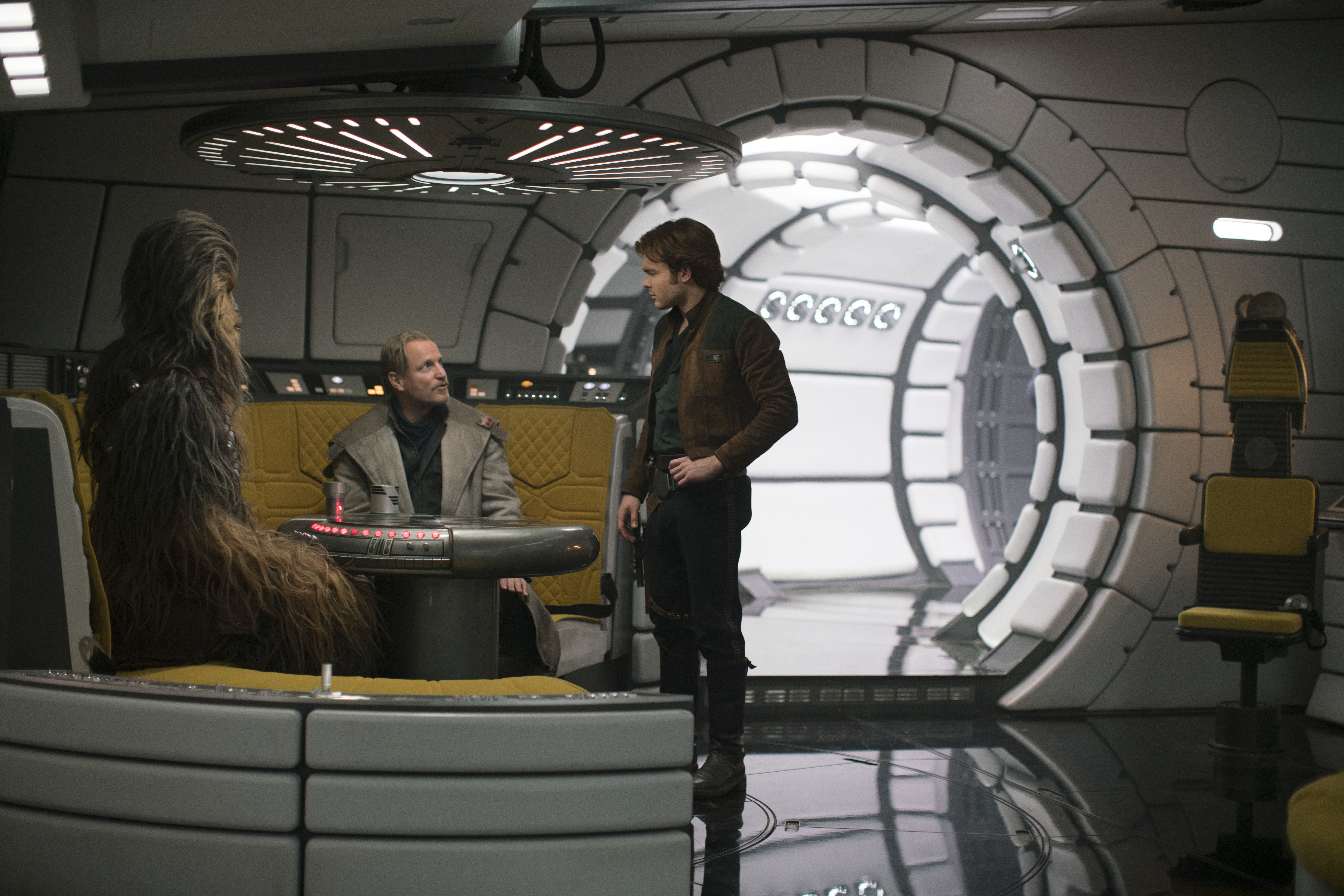 Solo A Star Wars Story 8k Ultra Hd Wallpaper Background Image 7952x5304 Id 902645 Wallpaper Abyss