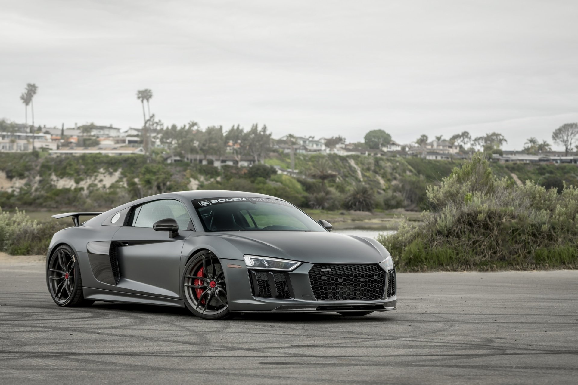 Vehicles - Audi R8  Audi Car Vehicle Silver Car Sport Car Supercar Wallpaper
