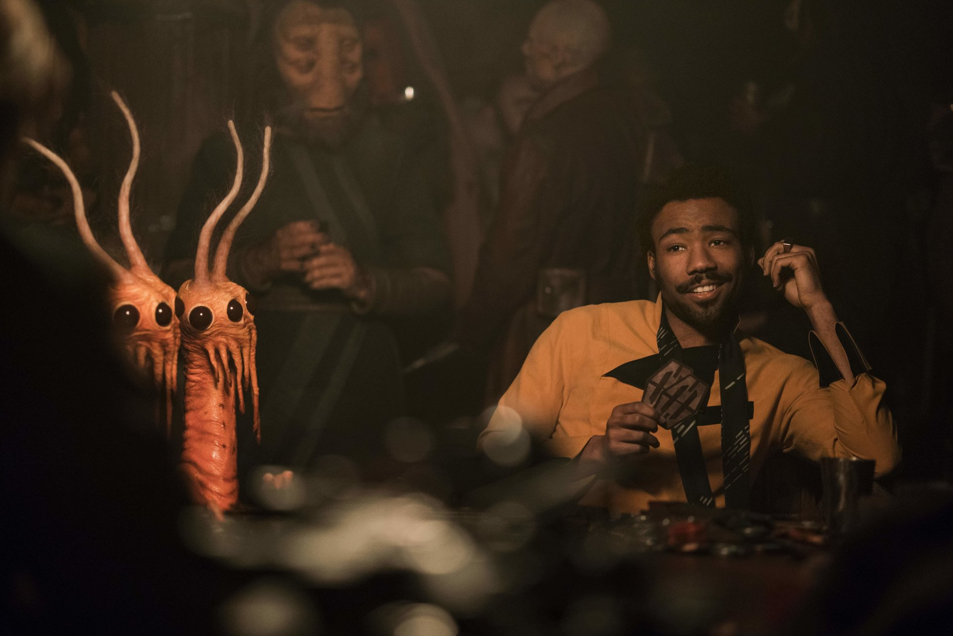Movie - Solo: A Star Wars Story  Lando Calrissian Donald Glover Wallpaper