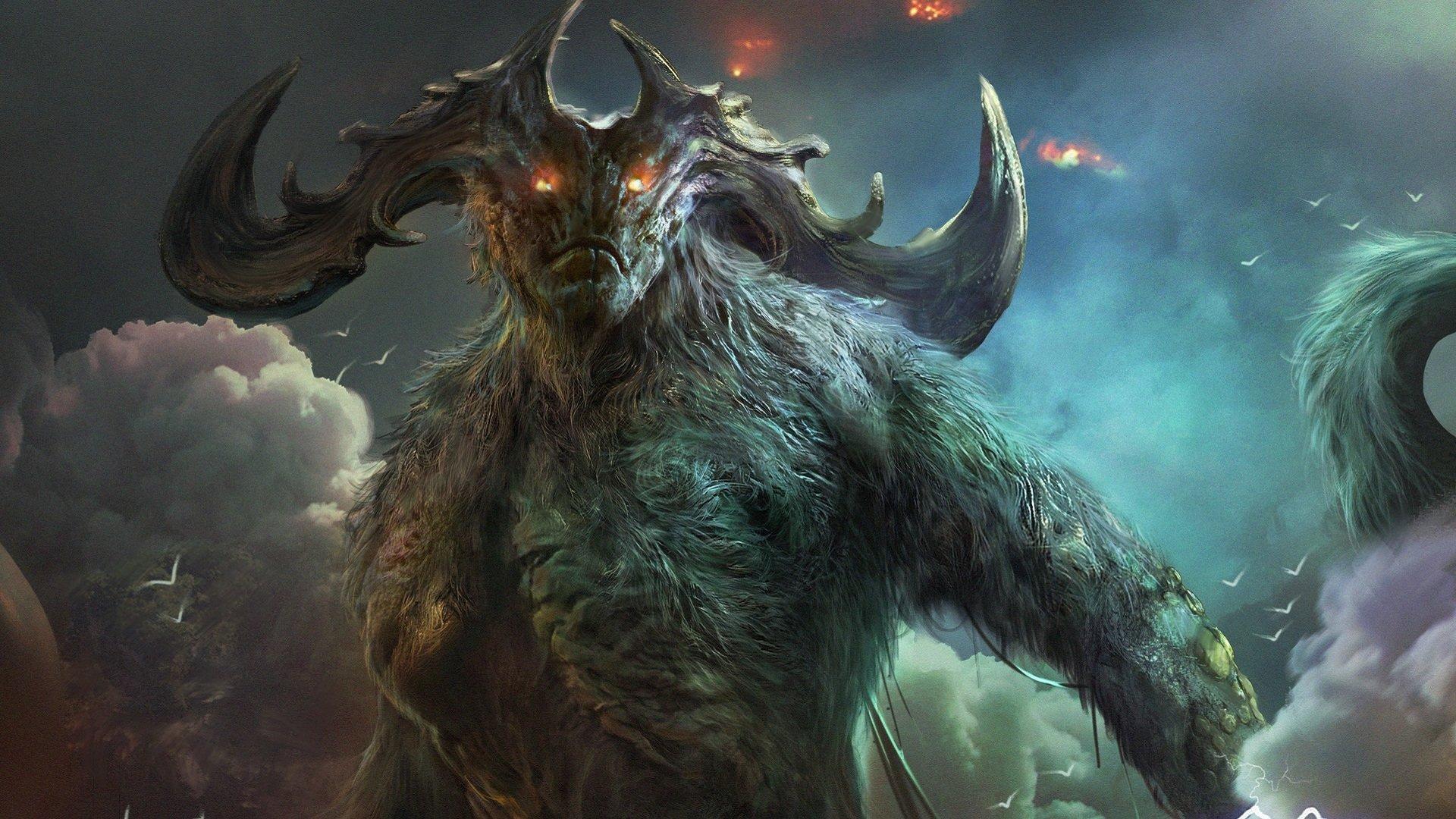 Fantasy - Creature  Fantasy Wallpaper