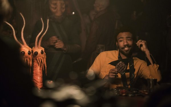 Movie Solo: A Star Wars Story Star Wars Donald Glover Lando Calrissian HD Wallpaper | Background Image