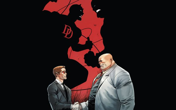 Comics Daredevil Kingpin HD Wallpaper   Background Image