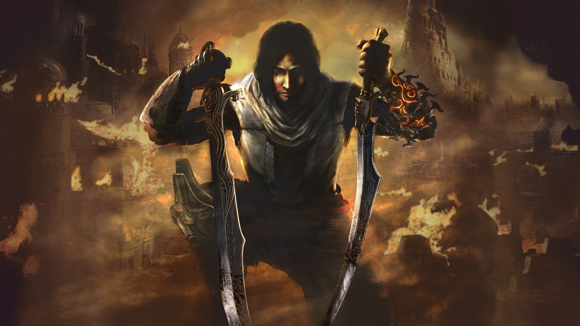 45 prince of persia hd wallpapers | background images - wallpaper abyss
