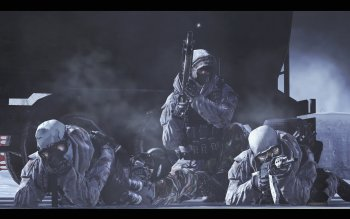 Videojuego - Call Of Duty 4: Modern Warfare Wallpapers and Backgrounds ID : 90363