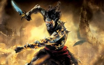 Video Game - Prince Of Persia: The Two Thrones Wallpapers and Backgrounds ID : 90441