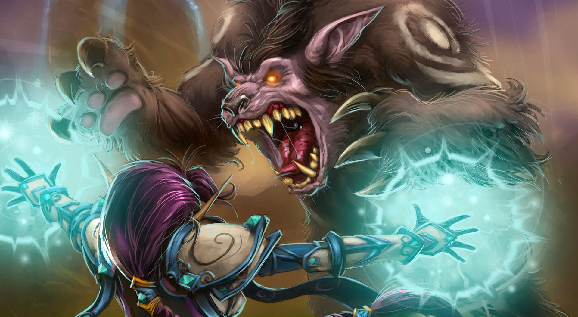 Videojuego - Warcraft  Fondo de Pantalla