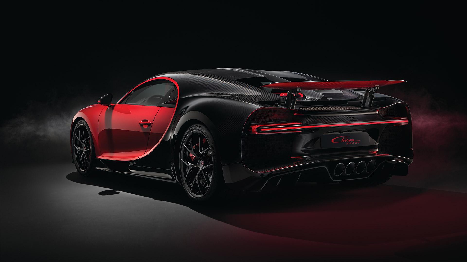 2019 Bugatti Chiron Sport HD Wallpaper