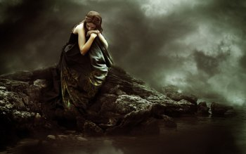Women - Gothic Wallpapers and Backgrounds ID : 90693