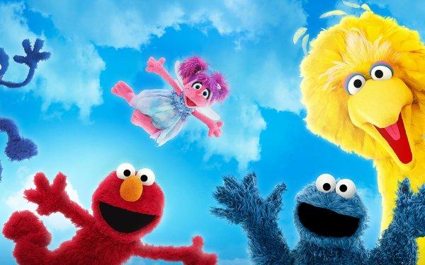 TV Show Sesame Street HD Wallpaper   Background Image
