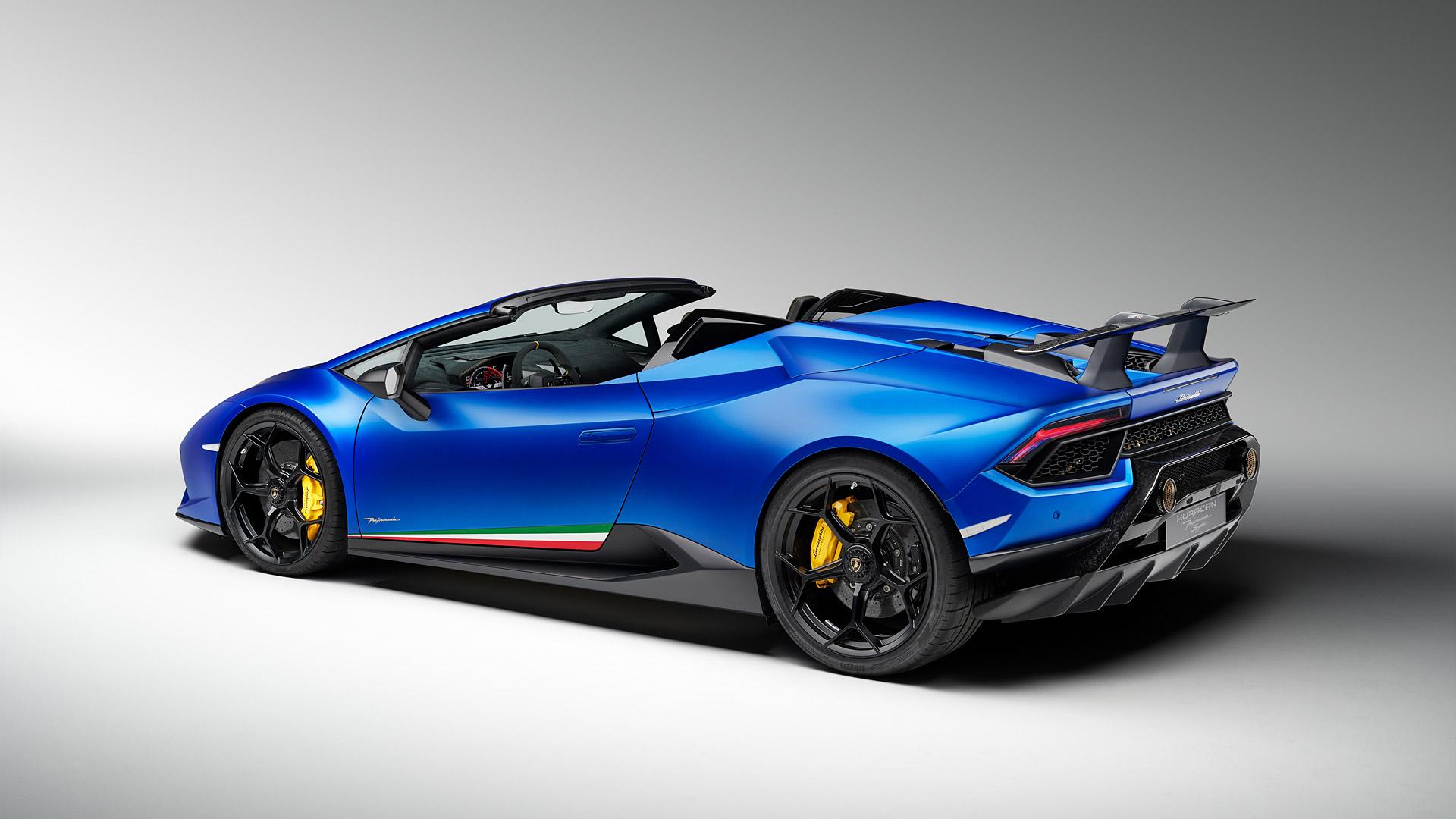 2019 Lamborghini Huracan Performante Lamborghini Cars Review