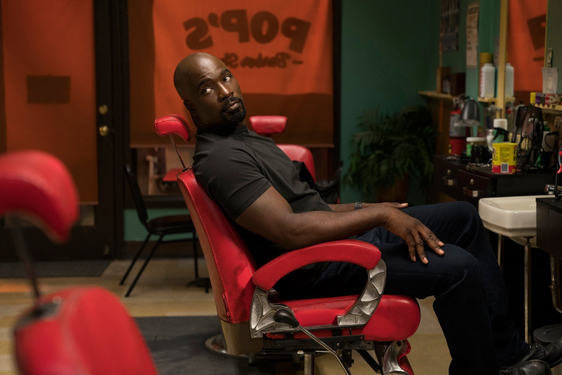 TV Show - Luke Cage  Mike Colter Wallpaper