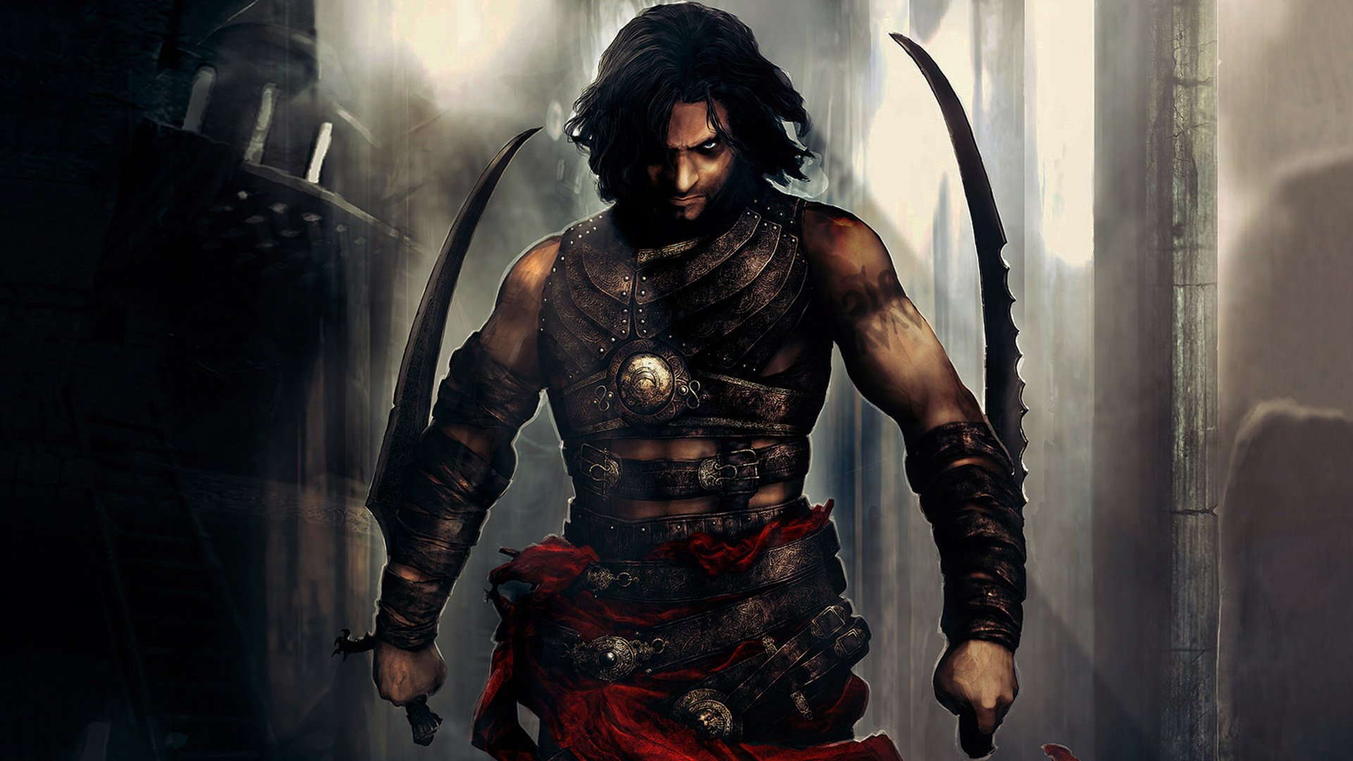 Prince Of Persia Warrior Within Fond Décran Hd Arrière Plan