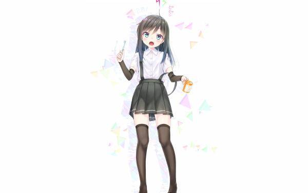 Anime Kantai Collection Asashio HD Wallpaper | Background Image