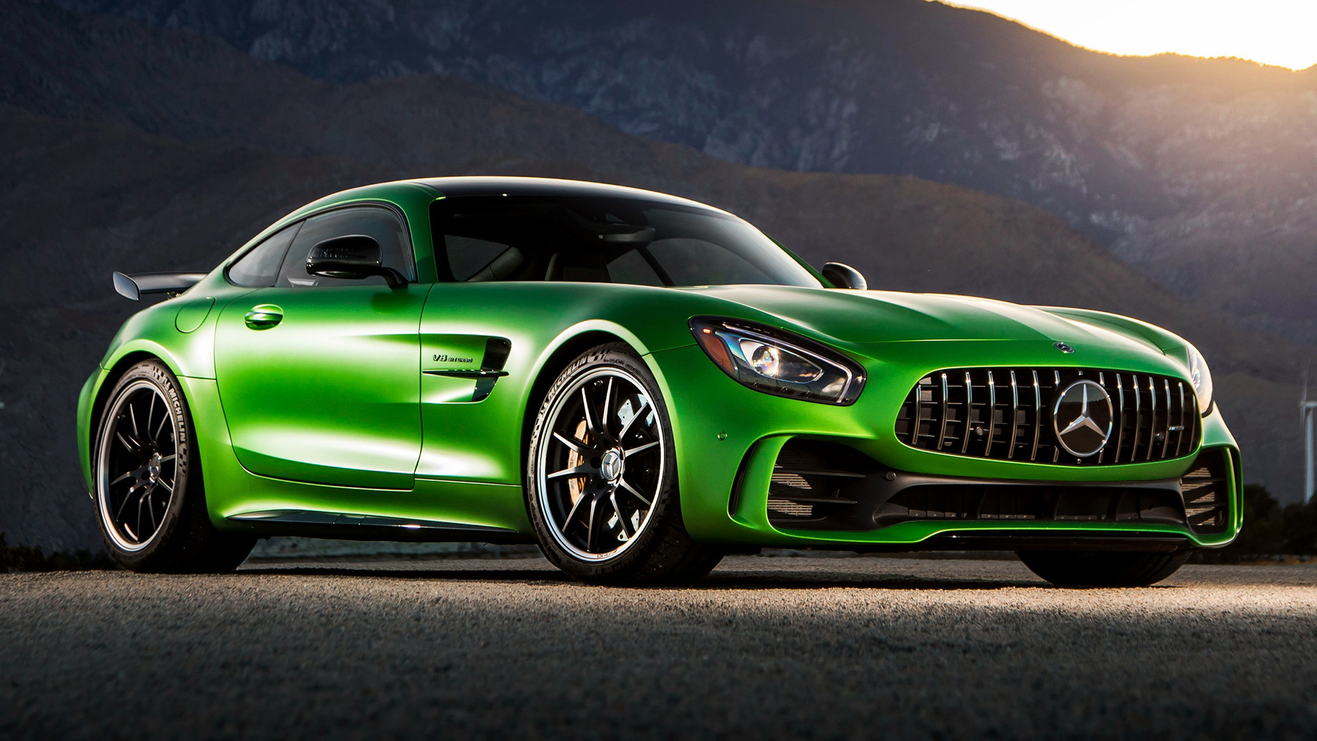 2018 Mercedes-AMG GT R HD Wallpaper | Background Image ...