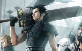 Video Game - Crisis Core: Final Fantasy Vii Wallpapers and Backgrounds ID : 90823