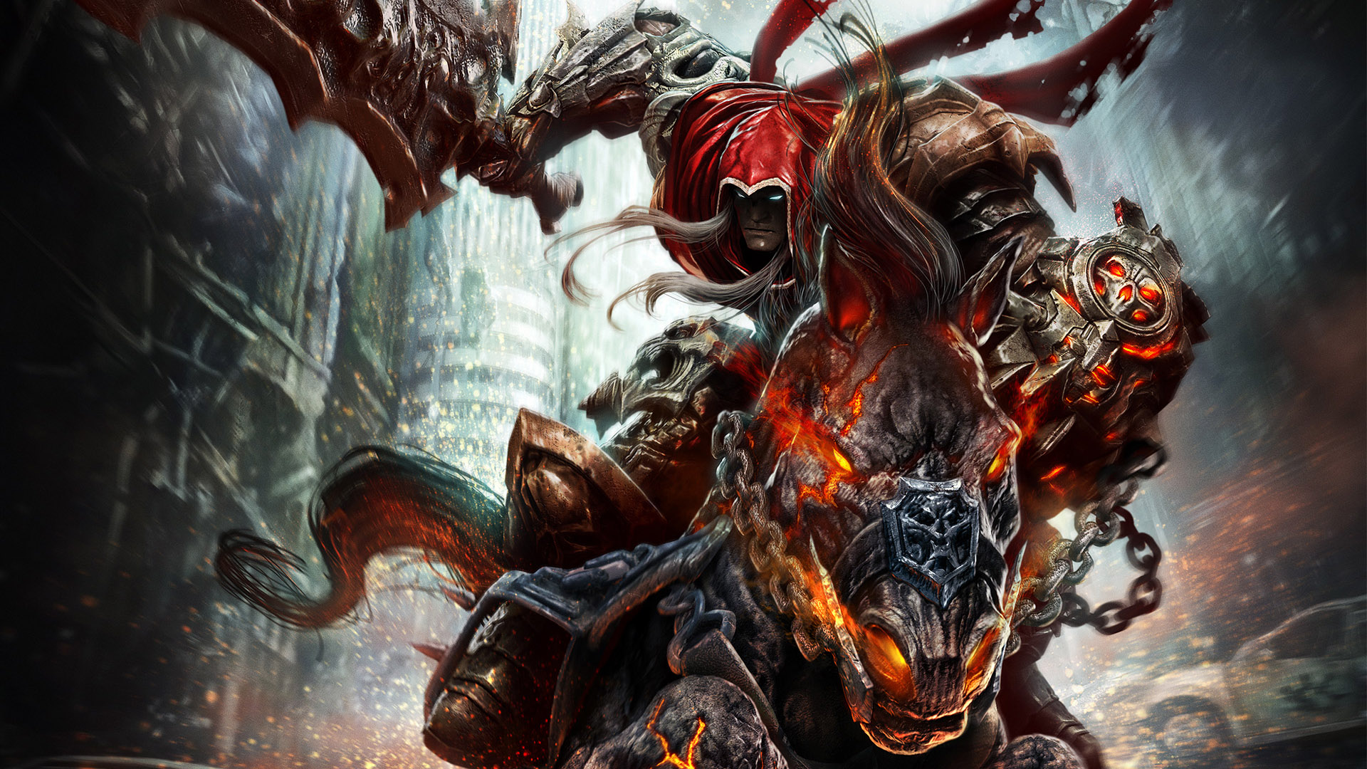 Video Game - Darksiders  Wallpaper