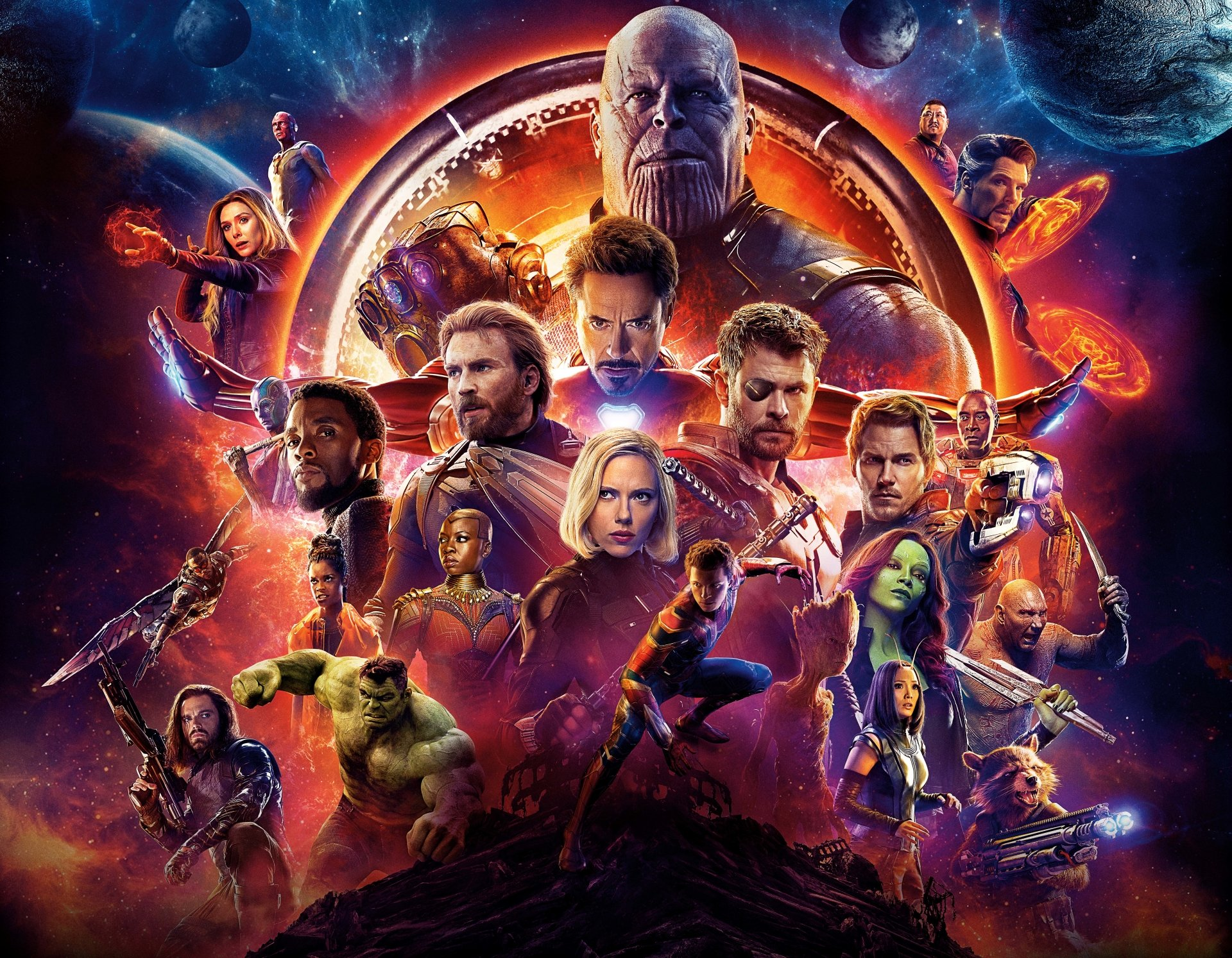 avengers: infinity war wallpaper 8k ultra hd wallpaper | background